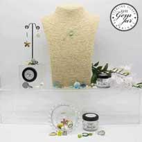 Gem Jar Product Range by Heidi Strung