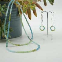 Necklace Product Range by Heidi Strung
